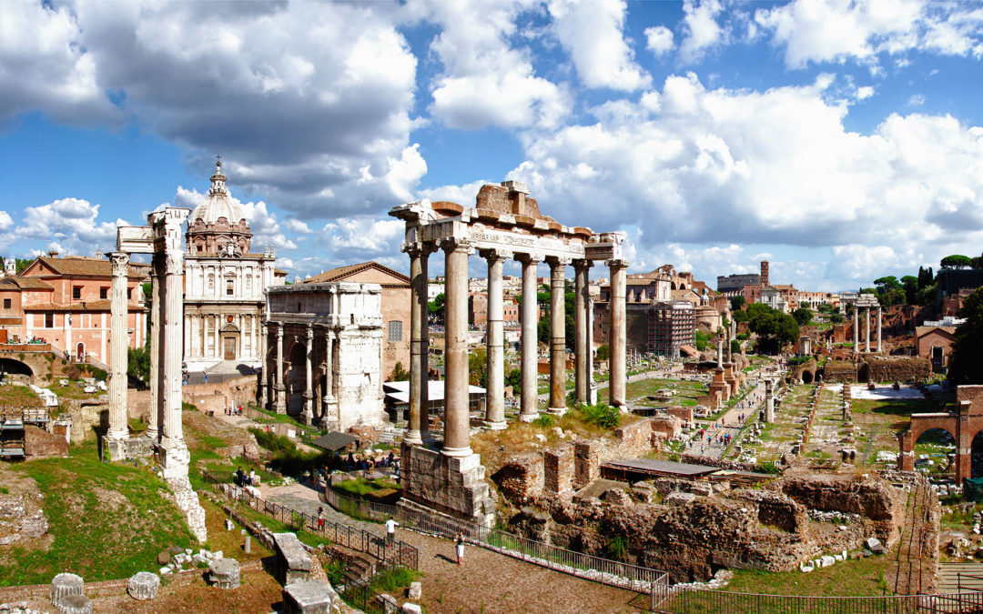 The Ancient Rome tour