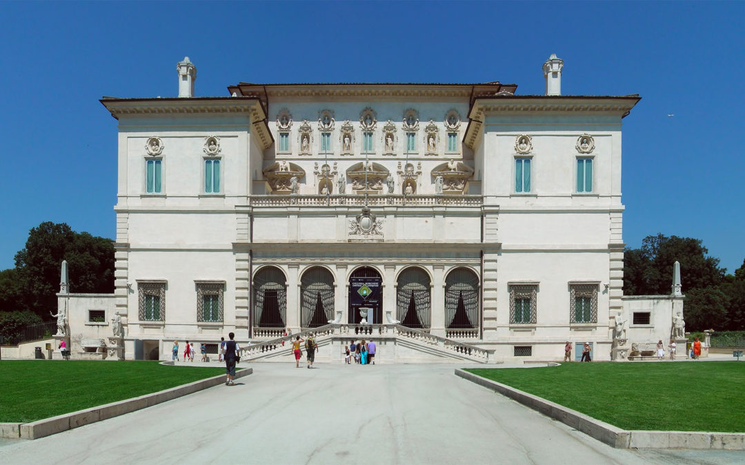 Visit to the The Borghese Gallery