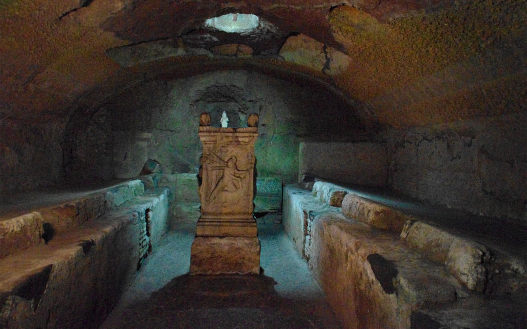 Rome Underground and the fascinating Lateran area